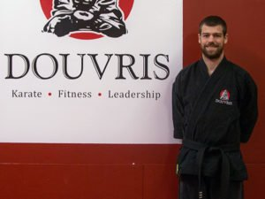 Sensei Nick Douvris